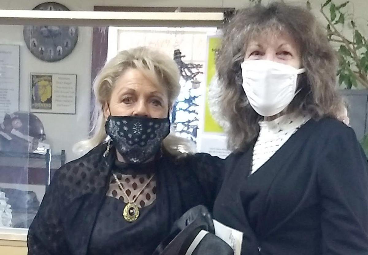Sue Ueland and Martha-Cooney Simonich