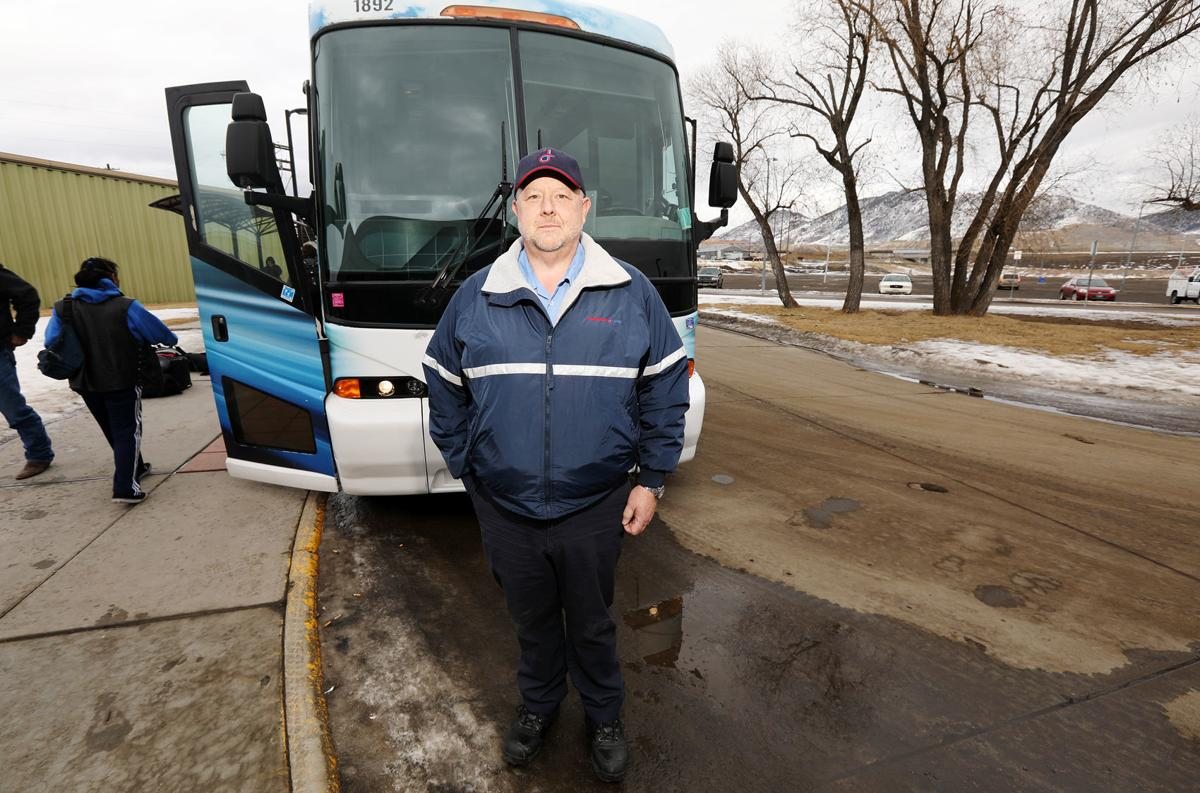 Bus driver Brian Bersuch is a hero to Butte