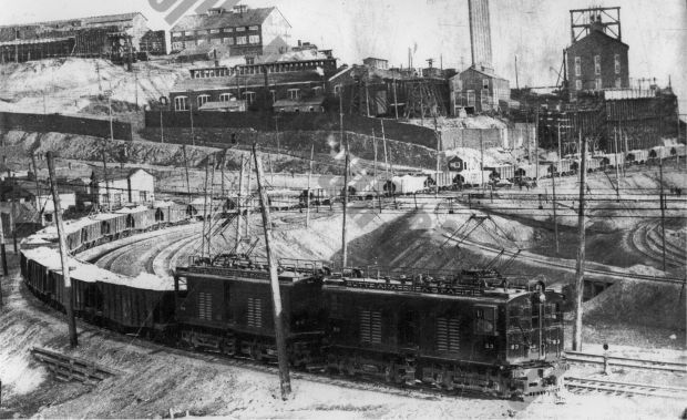 Butte, Anaconda & Pacific Railway