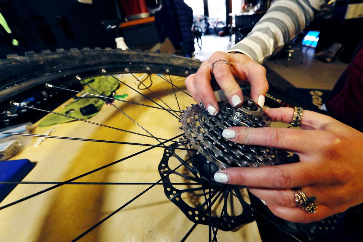 Uptown Butte Bike Shop opening is a dream come true for owner