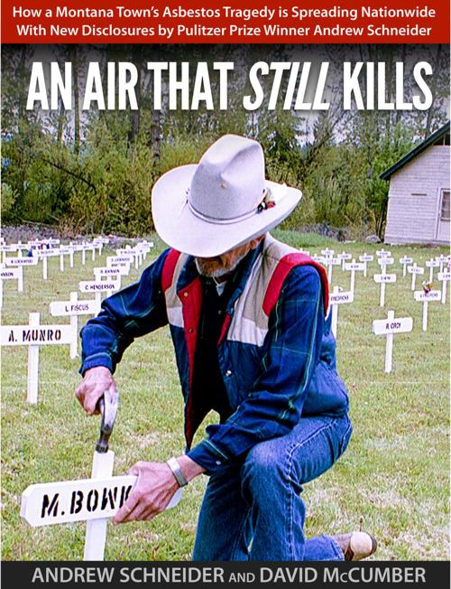 """Cover of  """"An Air That Still Kills."""""""