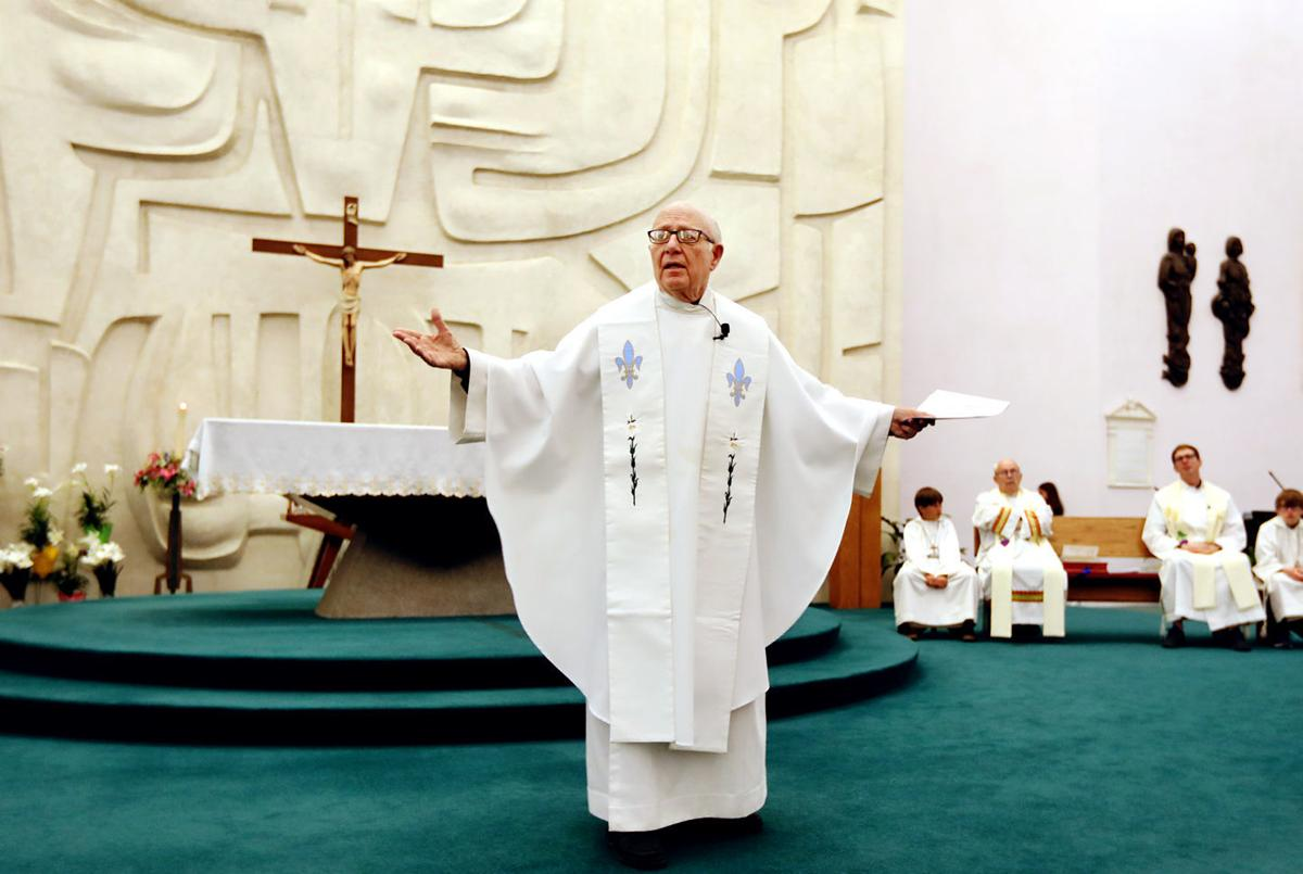 Father Tom Haffey retires from priesthood