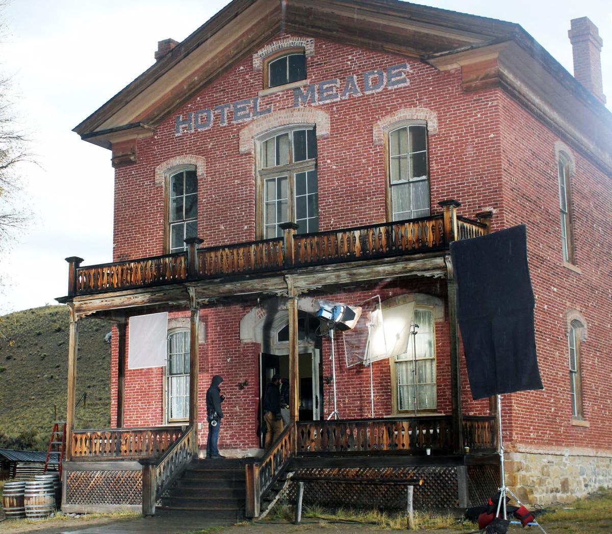 Ballad of Lefty Brown Meade Hotel photo