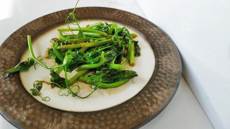Pea Greens 2