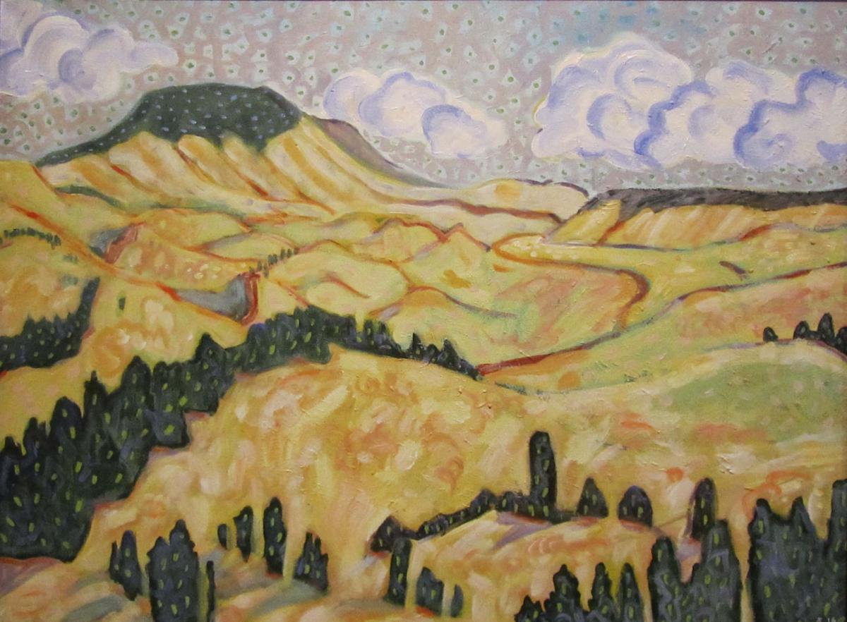 John Anacker artworks at US Bank