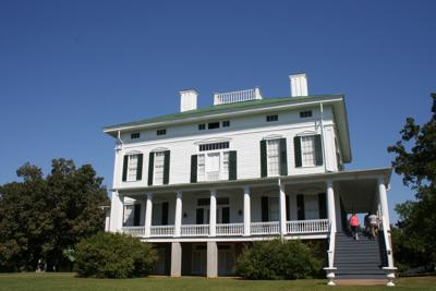 Redcliffe Plantation State Historic Site in Beech Island housed generations of the Hammond family who were prominent in politics and cotton farming. The home was completed in 1859.