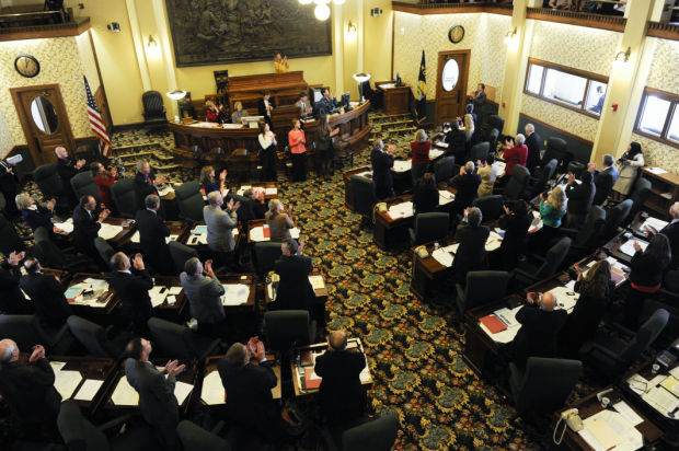 Legislature state capitol