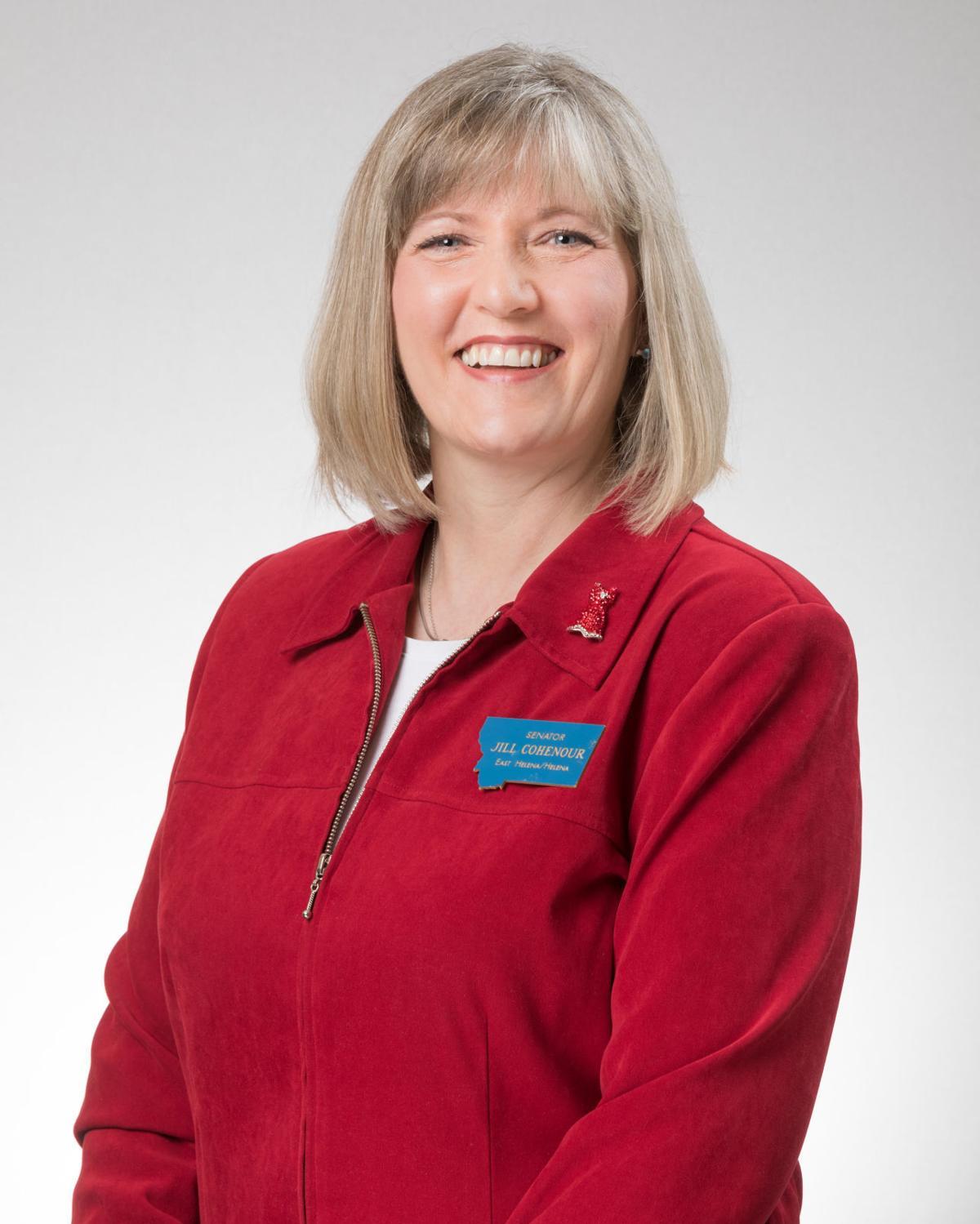 Sen. Jill Cohenour (D-East Helena)