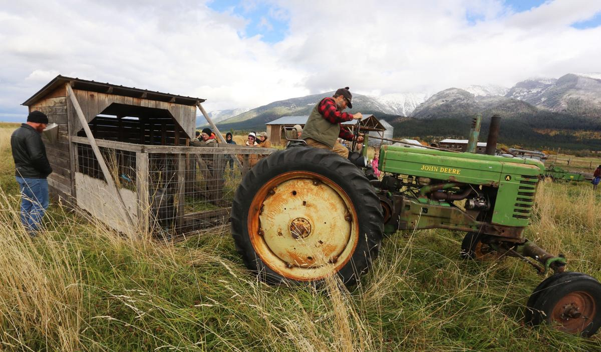 Armed to Farm