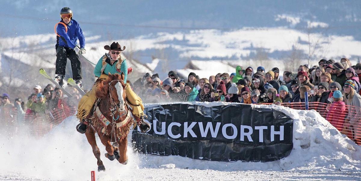 Skijoring 2