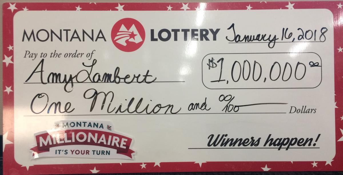 montana millionaire 2018 winners