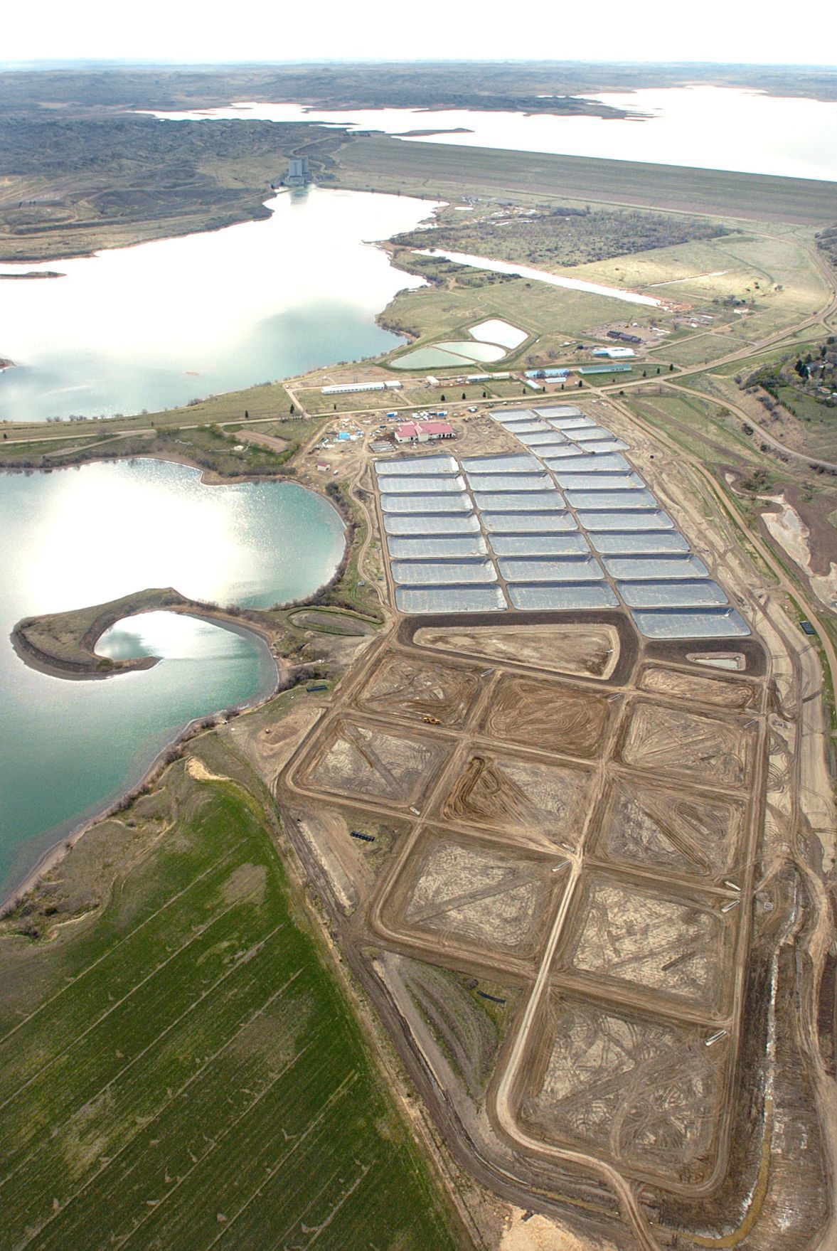 Bill would aid fort peck fish hatchery for Fish hatchery jobs
