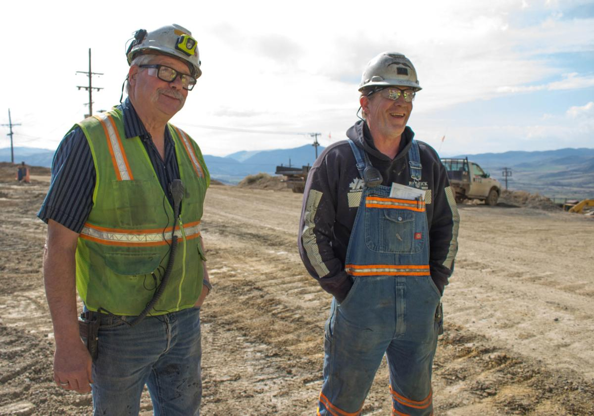 Longtime mine employees talk about working at Golden Sunlight