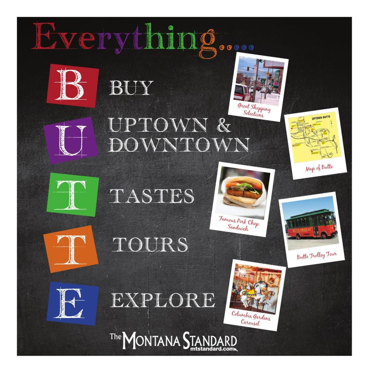 Everything Butte June 2019