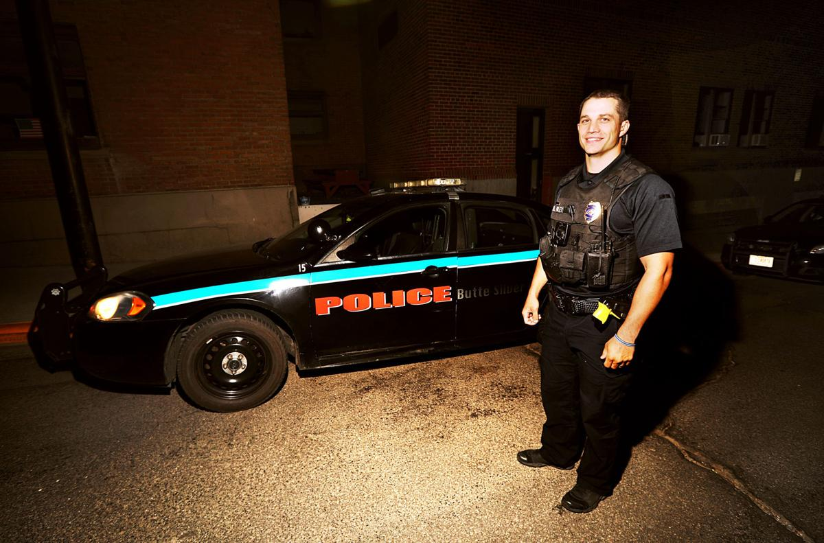 Butte Police Officer Bryce Foley