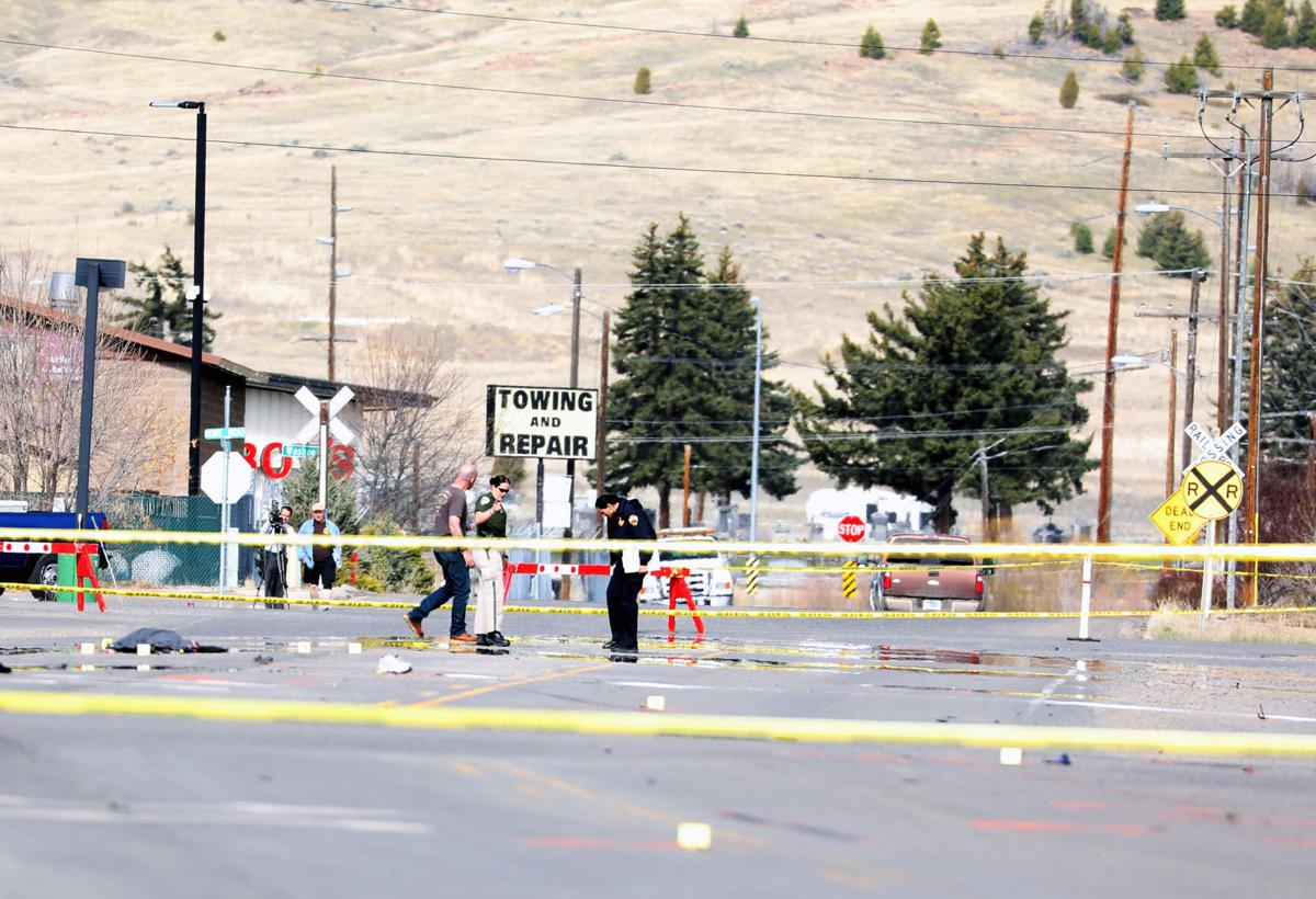 Butte man dies in fatal hit-and-run on Dewey Boulevard