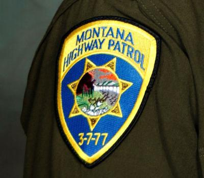 Montana Highway Patrol badge
