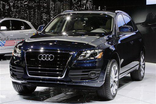 Auto Show Audi