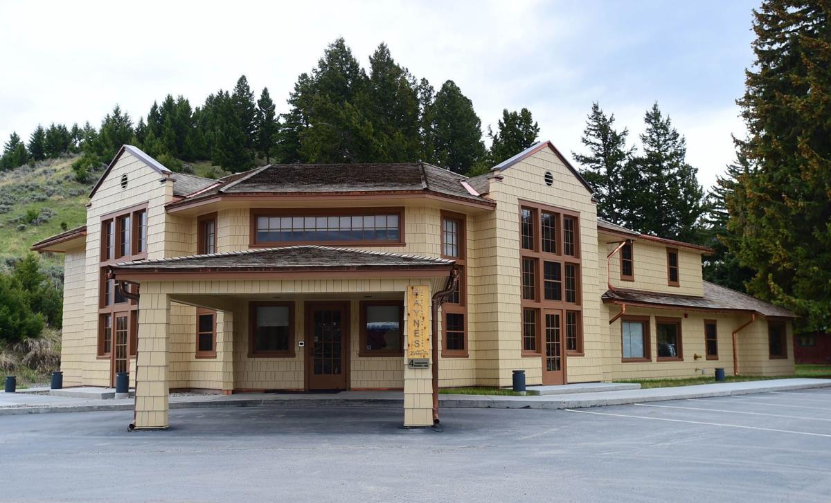 Xanterra office building
