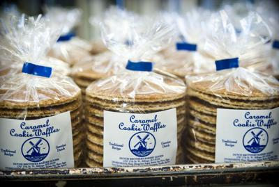Billings bakery starts each day with classic Dutch stroopwafel cookies