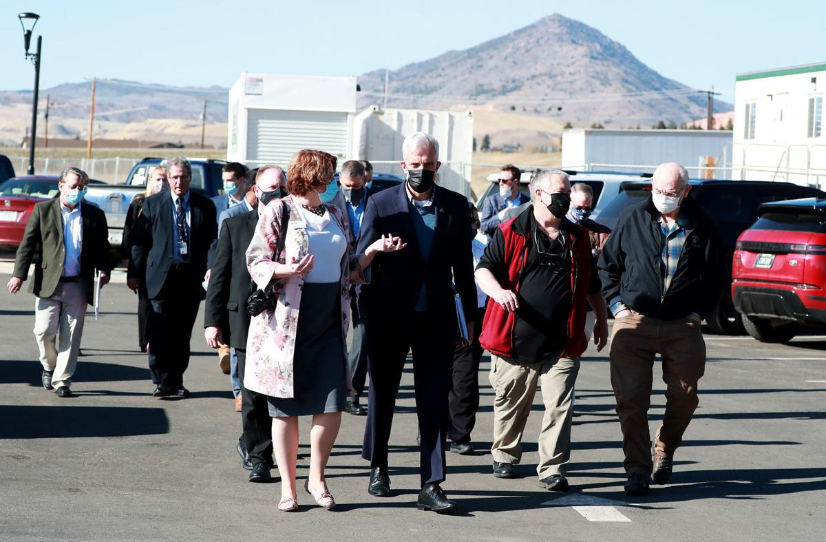 Sec. of Veterans Affairs tours Butte veterans home