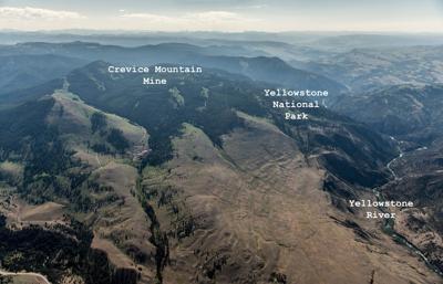 Crevice Mountain