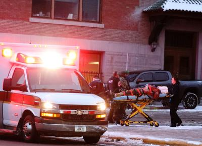 Man injured after jumping from Uptown Butte building