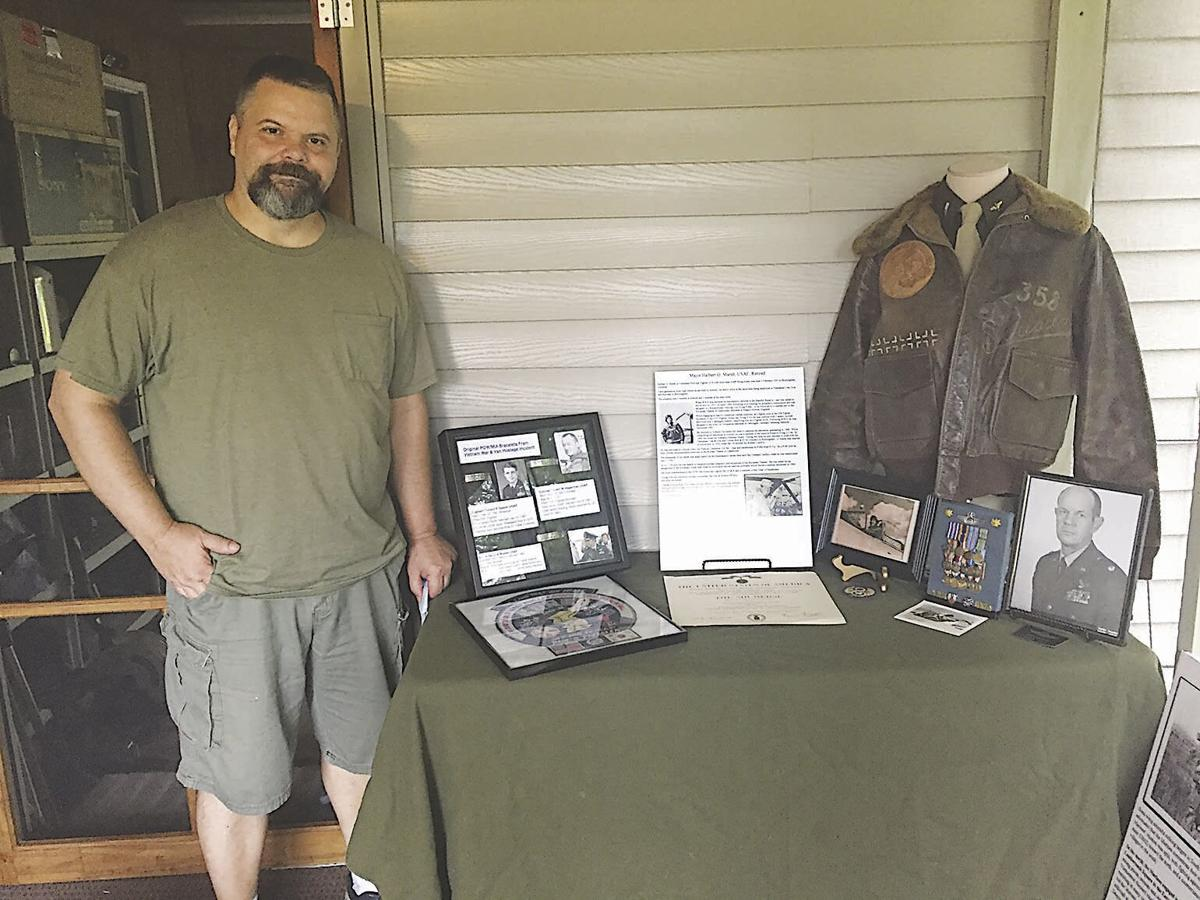 A mobile military museum is now in Murray