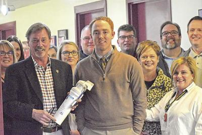 MKY Cares receives first item for Ricky Lamkin Memorial Radio Auction