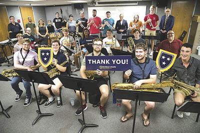Murray State jazz students to attend Elmhurst Jazz Festival thanks to Doran Foundation