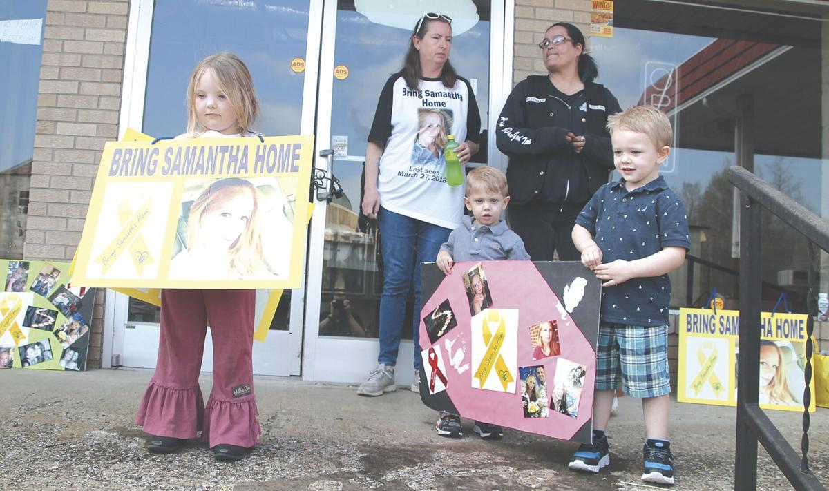 Sperry's friends, family gather on 3rd anniversary of disappearance