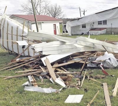 Midway tornado