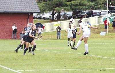 Abby Jones header goal