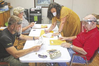 Election board receives last ballots