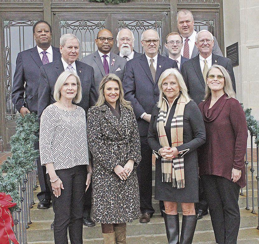 Board of Regents annual photo