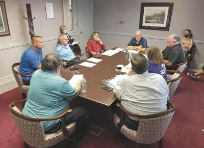 Park Board discusses pool