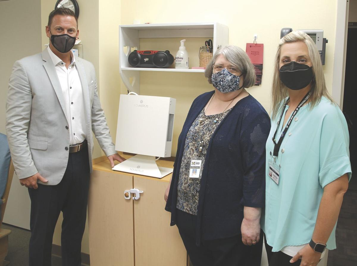 Murray Head Start installs air disinfection devices to protect against COVID-19, other illnesses