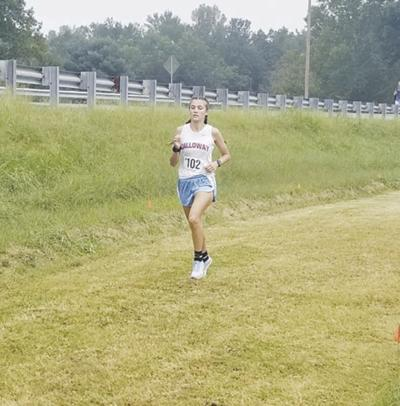 Smith wins at cross country meet