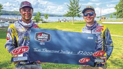 Murray State team qualifies for 2021 College Fishing National Championship