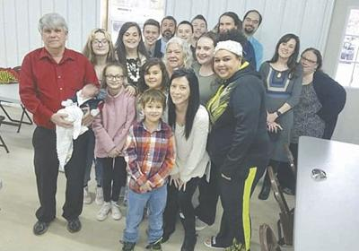 Foster family celebrates another anniversary of finding each other