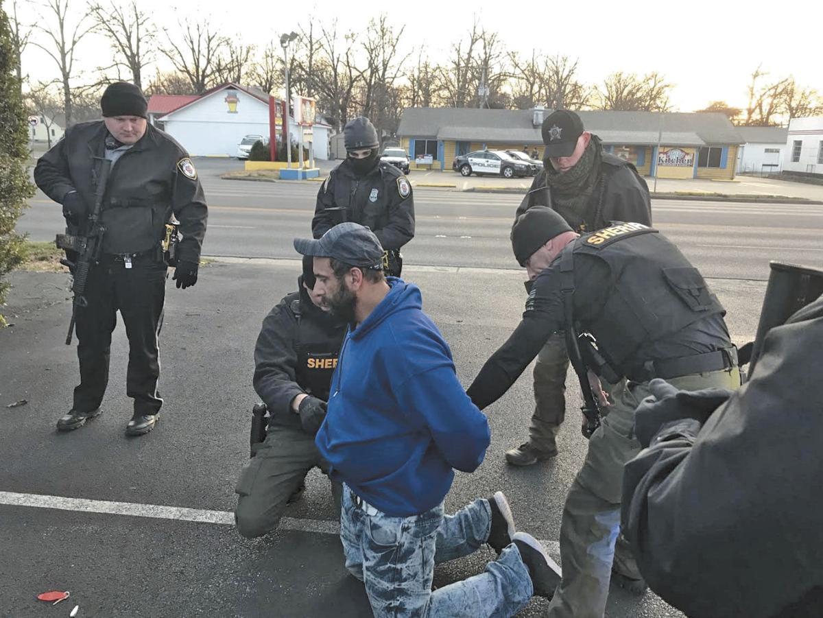 Overnight standoff ends in arrest | News | murrayledger com