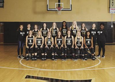 Murray High Girls' Basketball Team