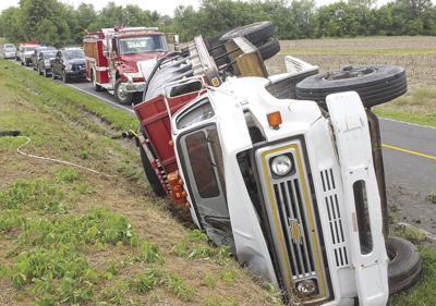 Kirksey Road wreck