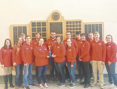 CCHS Academic Team runners up at WKCTC President's Cup 2020