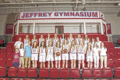 Lady Laker Basketball Team