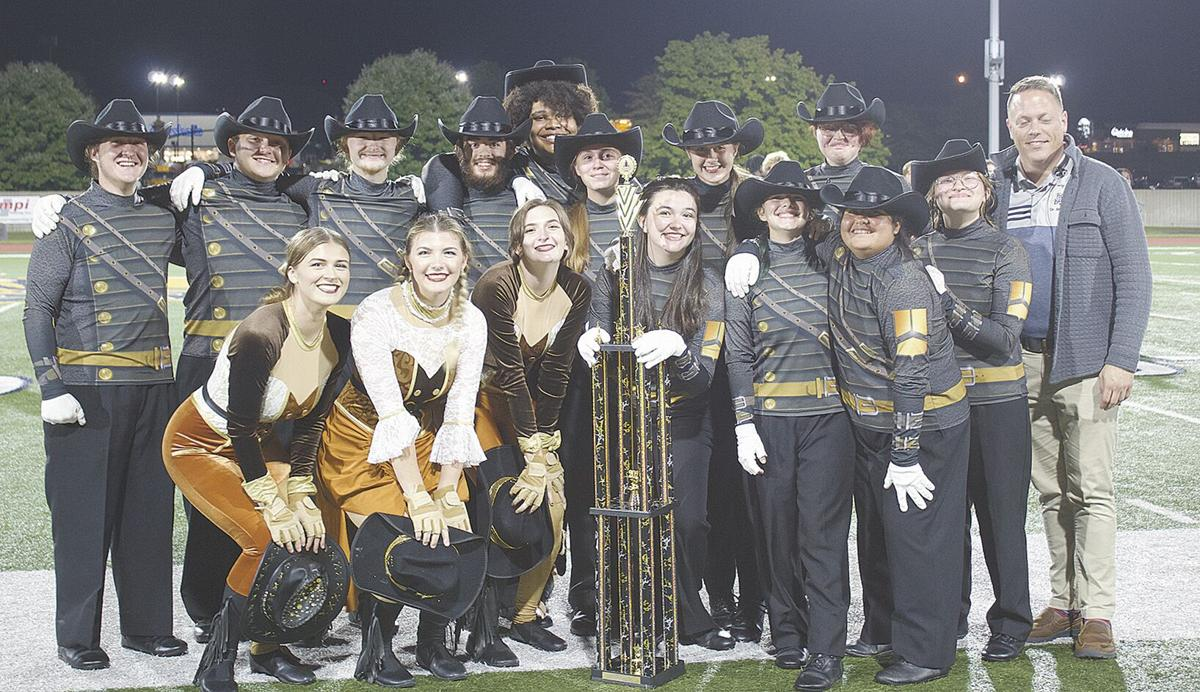 Tiger Band wins grand champion at Festival of Champions