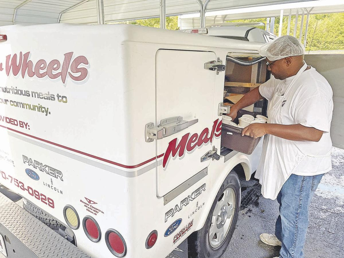 Meals on Wheels prepares to roll