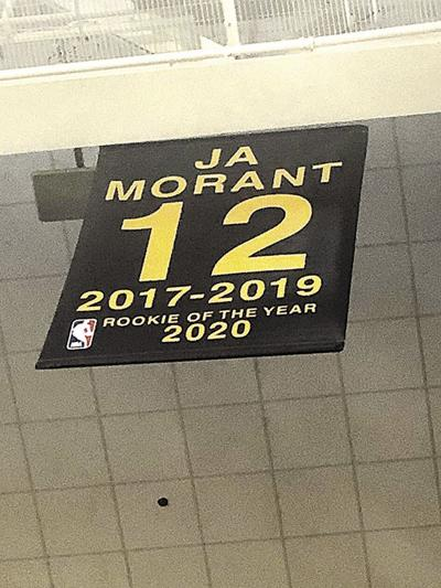 Morant's banner adds ROTY