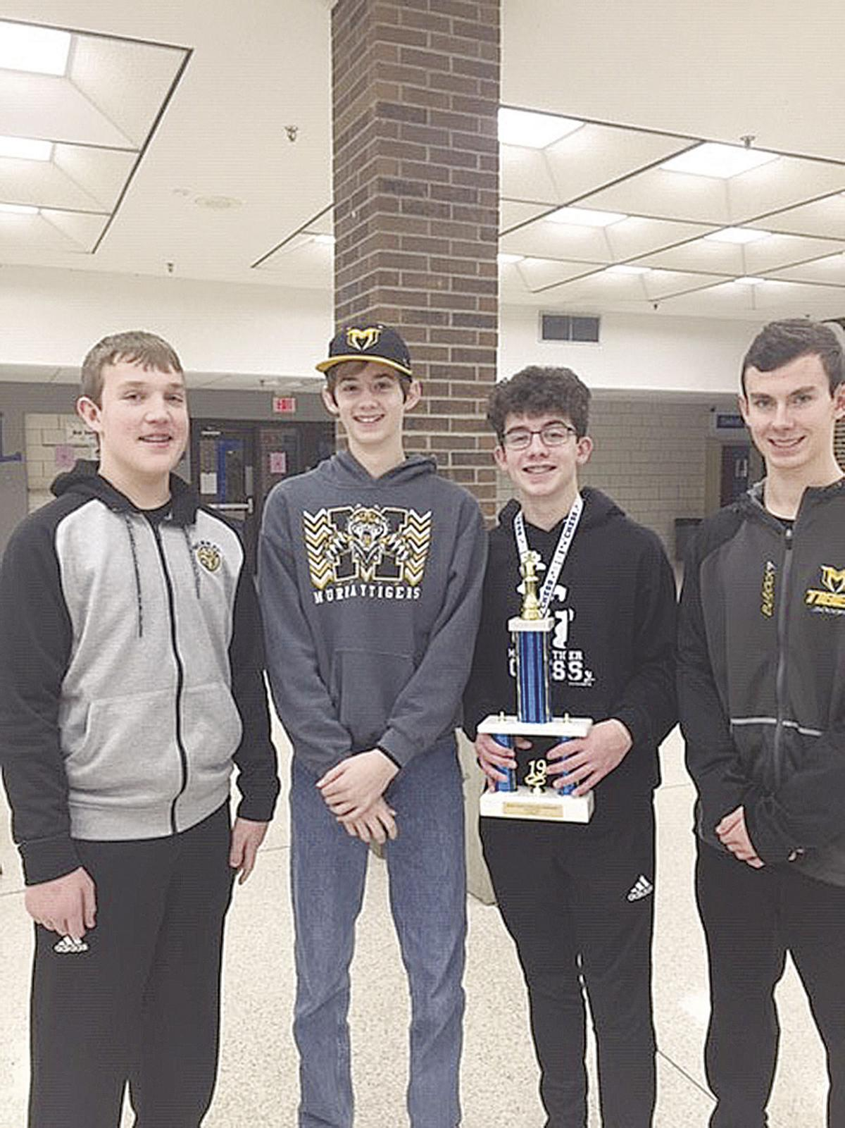 MISD chess teams bring home chess honors