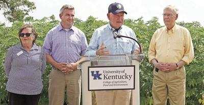 U.S. agriculture commissioner in Kentucky